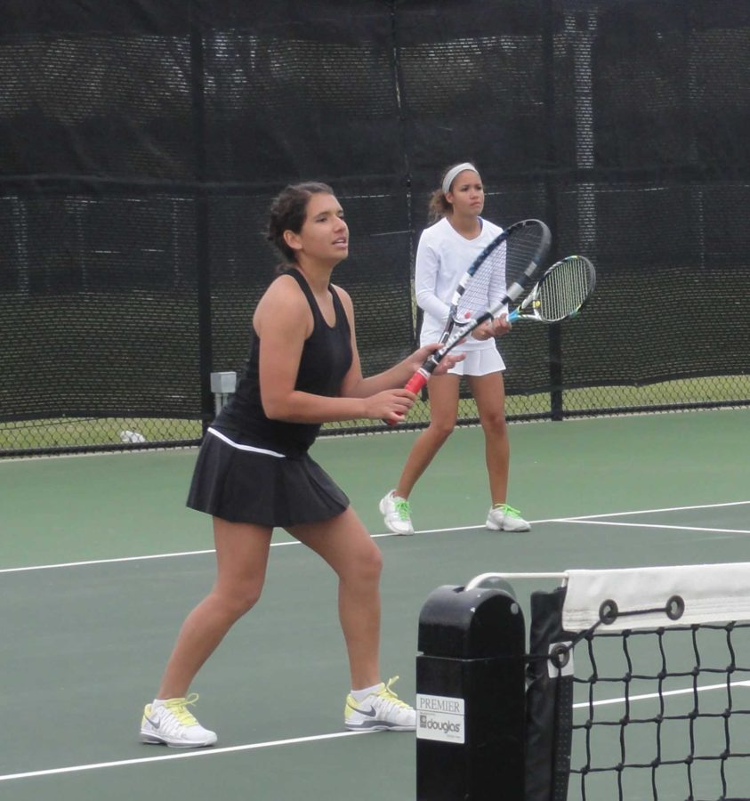 Tennis ready for district tournament