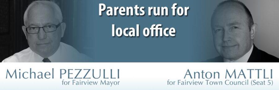Pezzulli-Mattli '13: Local parents run for local office
