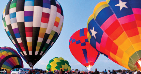 Celina Hot Air Balloon Festival