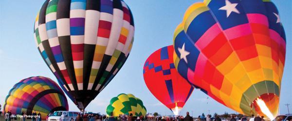 Celina Hot Air Balloon Festival