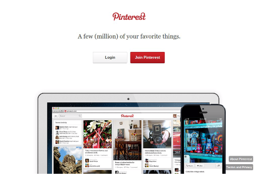 Pinterest prevents productivity