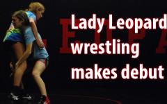 Lady Leopards wrestling makes its debut