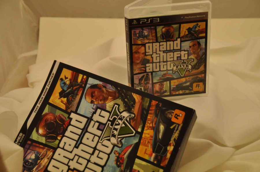 The newest Grand Theft Auto is a hit among avid gamers.