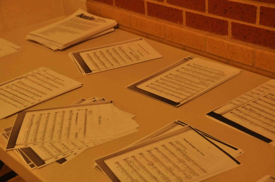 Audition+packets+for+Annie+can+be+picked+up+outside+of+the+choir+classroom.
