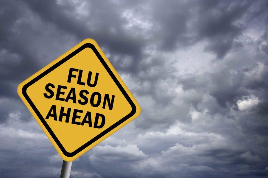 Flu season starts early