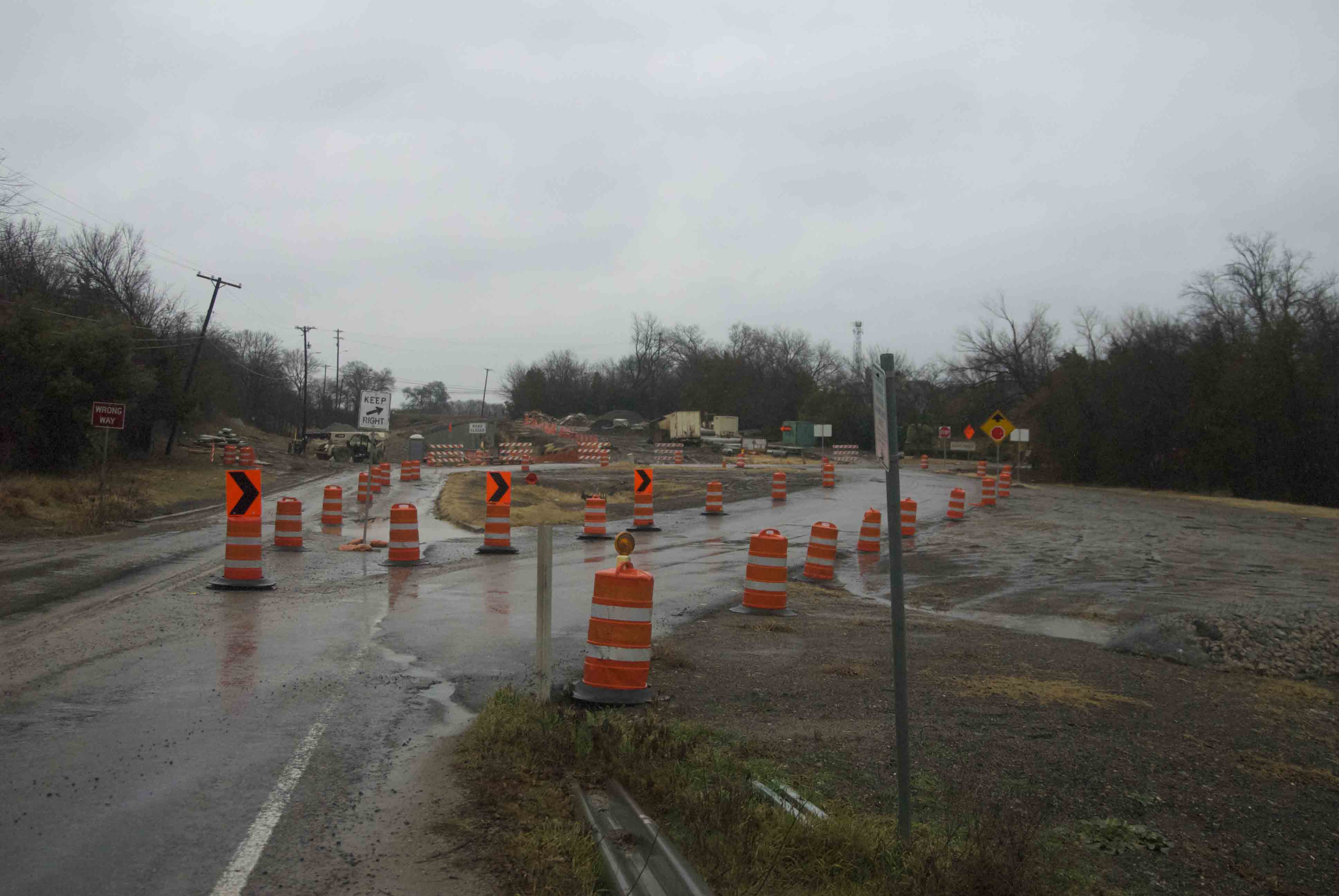 Construction on Greenville has made it much more difficult for many living in the community.