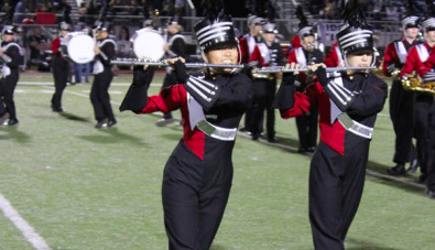 Students from band have advanced to regional competition, which is part of the path to All-State.