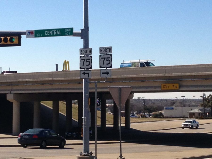 Highway 75 will be expanding in order to ease traffic, but will cause temporary issues for those living near and using the freeway.