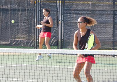 The tennis team is headed to a competitive tournament in Abilene.