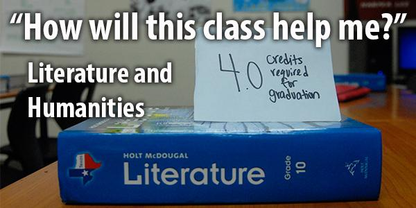 Literature and humanities