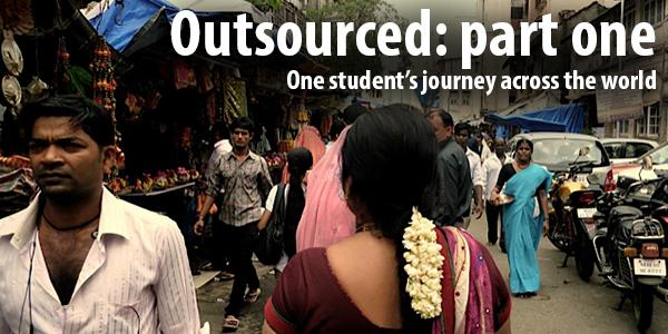 Outsourced: part one