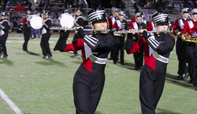 Band is traveling to Disney during spring break.