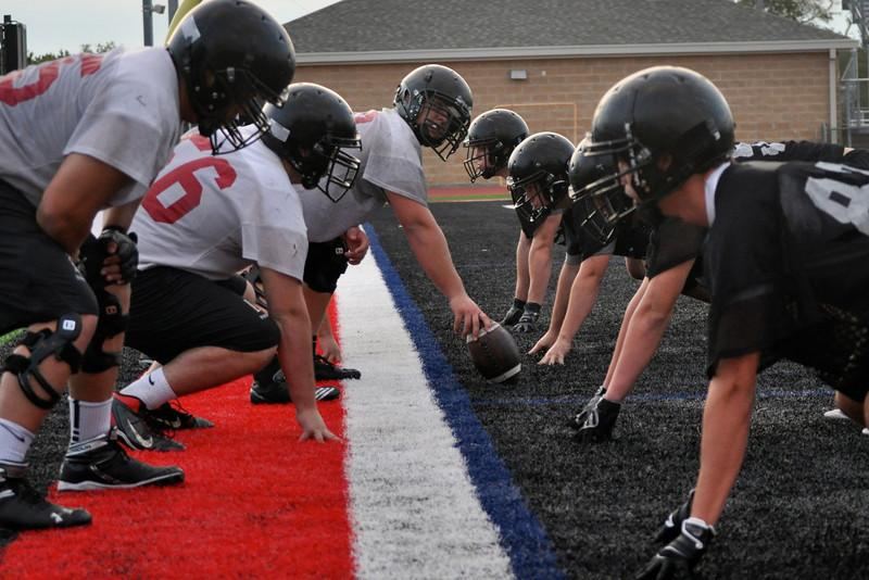 Next+year%27s+football+players+have+been+divided+into+two+teams+for+tonight%27s+spring+ball+scrimmage.+