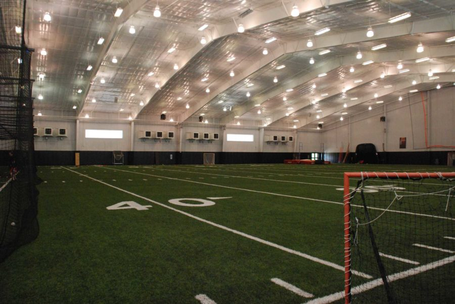 On+Friday%2C+April+25+and+Saturday%2C+April+26%2C+the+LHS+indoor+facility+will+be+transformed+into+an+athlete%27s+village+as+a+part+of+the+special+olympic+event+that+the+campus+is+hosting.+