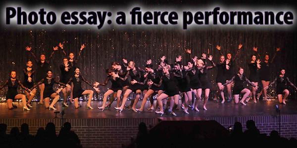 Photo essay: a fierce performance