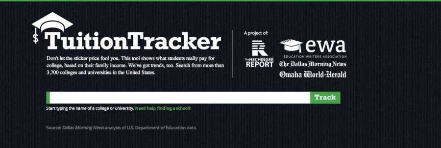 Tuution+Tracker+is+one+of+the+many+platforms+that+help+students+get+a+more+accurate+understanding+of+the+cost+of+college