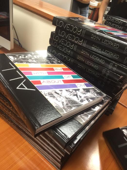 Yearbooks have been delivered and will be distributed during all lunches on Tuesday, May 19th.