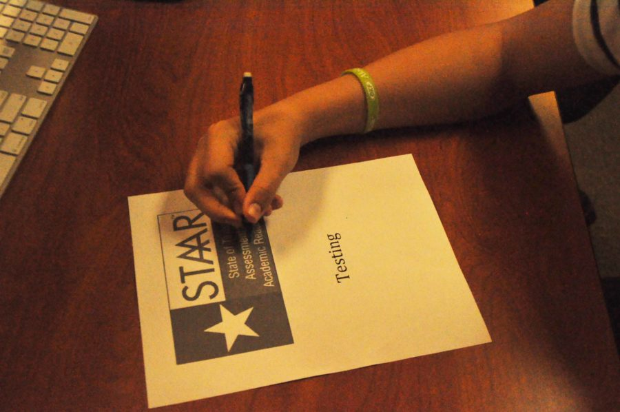 Parents have the option to prevent their kids from taking STAAR tests.