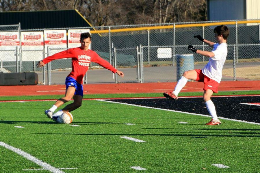 2012 alumni Eddie Puskarich talks to The Red Ledger's Darby Blaylock about his decision to play professional soccer in Europe.