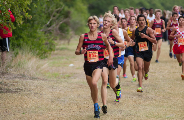 Senior Sam Ruhala got 30th at the Gerald Richey Invitational last Saturday with a time of 17:12.0 for his 5k.