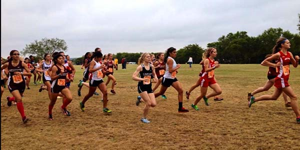 Cross country starts its first 5A season strong