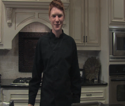 Video Flashback: Cooking cookies