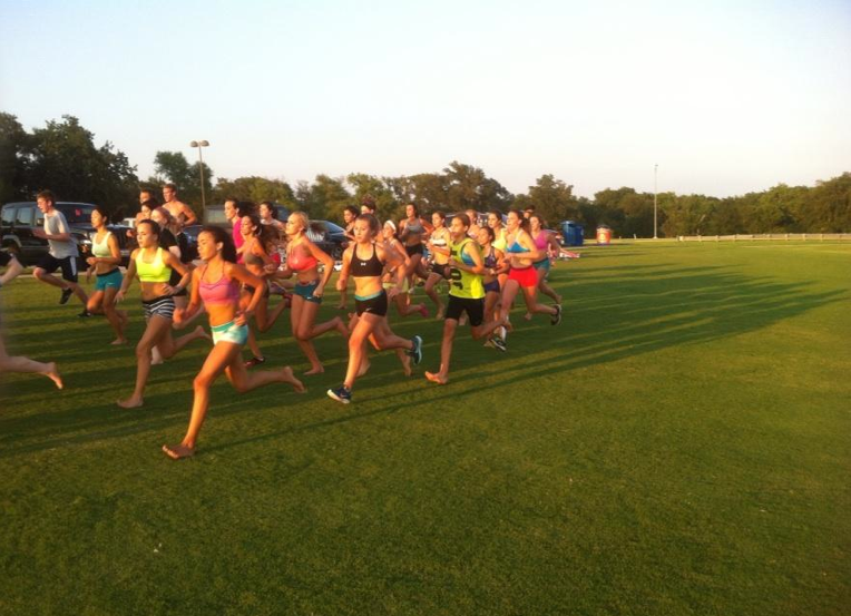 Many of the cross country girls have experienced harassment and following while training in or around celebration park.