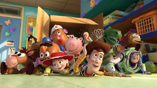 The characters of Toy Story are back again with their fourth movie.