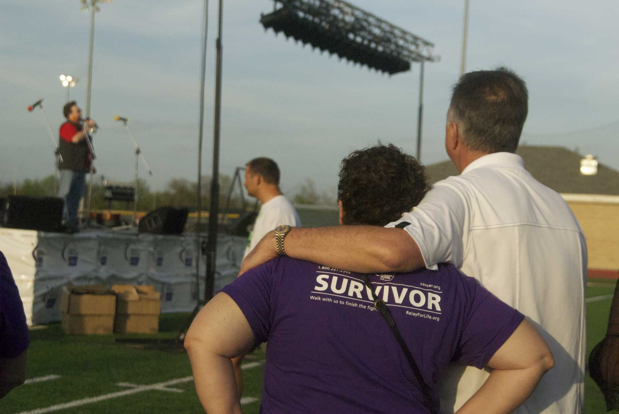 Relay For Life is a community event that rallies around cancer survivors and helps raise money for current patients.