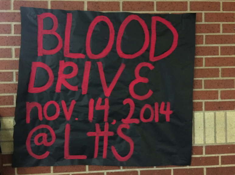 On+Friday%2C+November+14%2C+student+council+will+be+hosting+a+blood+drive+in+the+auxiliary+gym.+Over+41%2C000+blood+donations+are+needed+every+day.+