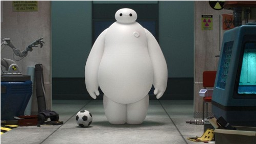 Big Hero 6, a new Disney suoerhero movie, brought the animations to life with comedic and intriguing moments.