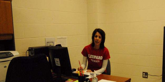 A familiar face in the hallways and in the classrooms of Lovejoy is substitute Debbie Keefer.