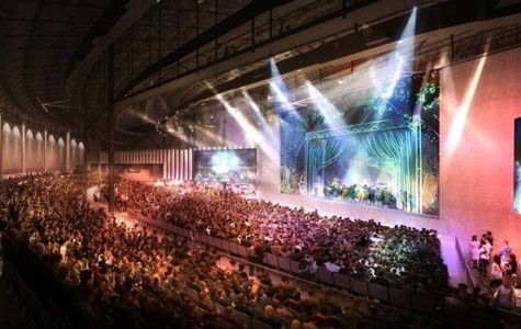 Live Nation brings new venue to the music scene