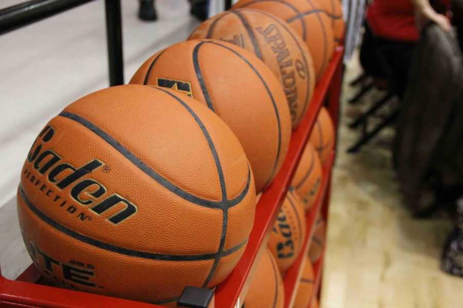 Prior to the game, Denison's girl's basketball team was 1-4; the Leopards were 4-2.