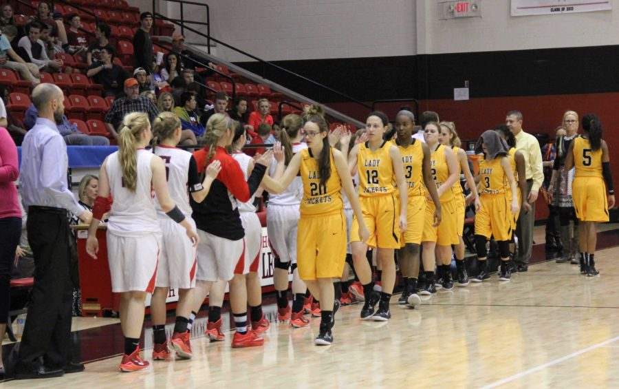 The game against Denison ends with a win for the Lady Leopards, a final score 54-34. This brings the Lady Leopards to 5-2 in district, and the Lady Yellow Jackets 1-5.