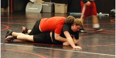 The state has created ways to ensure that wrestlers cut weight in a healthy manner.