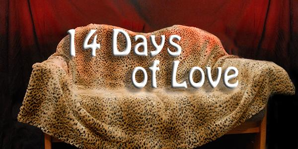 14 Days of Love: Max Anderson and Maya Ellison