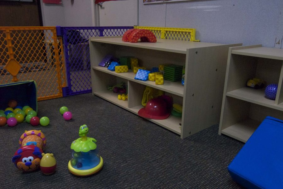 Little Leopards is at Hart Elementary, mainly in the portables, but they are requesting that people donate toys to them.