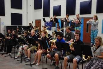 The jazz band will be having a fundraiser Saturday at Heritage Ranch.