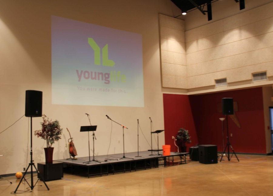 The Allen/Lovejoy area YoungLife clubs are held at Greenville Oaks Church on Mondays and begin at 7:29.