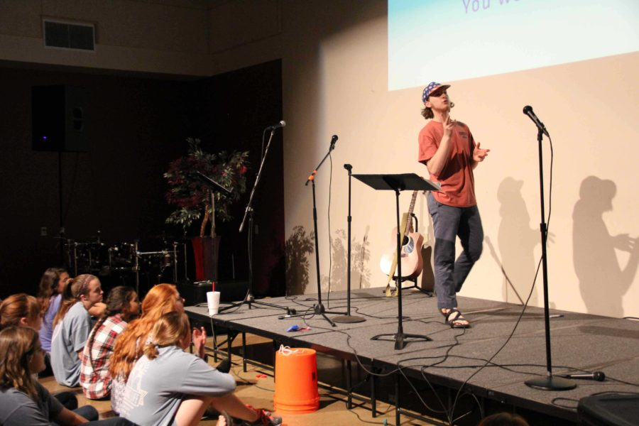 The most recent leader to join Allen area Younglife, John Wayne Seitzler, shares his personal testimony and a story from the Bible, The Parable of the Prodigal Son.