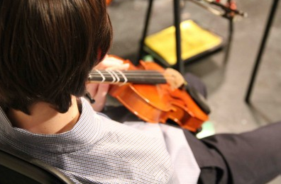 Dozens of students competed in the Orchestra UIL Solo and Ensemble competition and many students becoming state qualifiers.