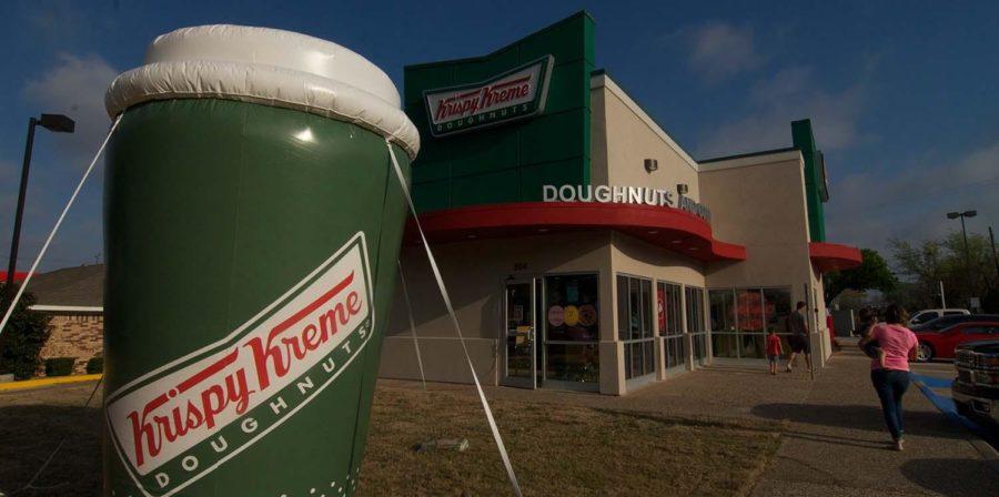 Krispy Kreme opens in Allen