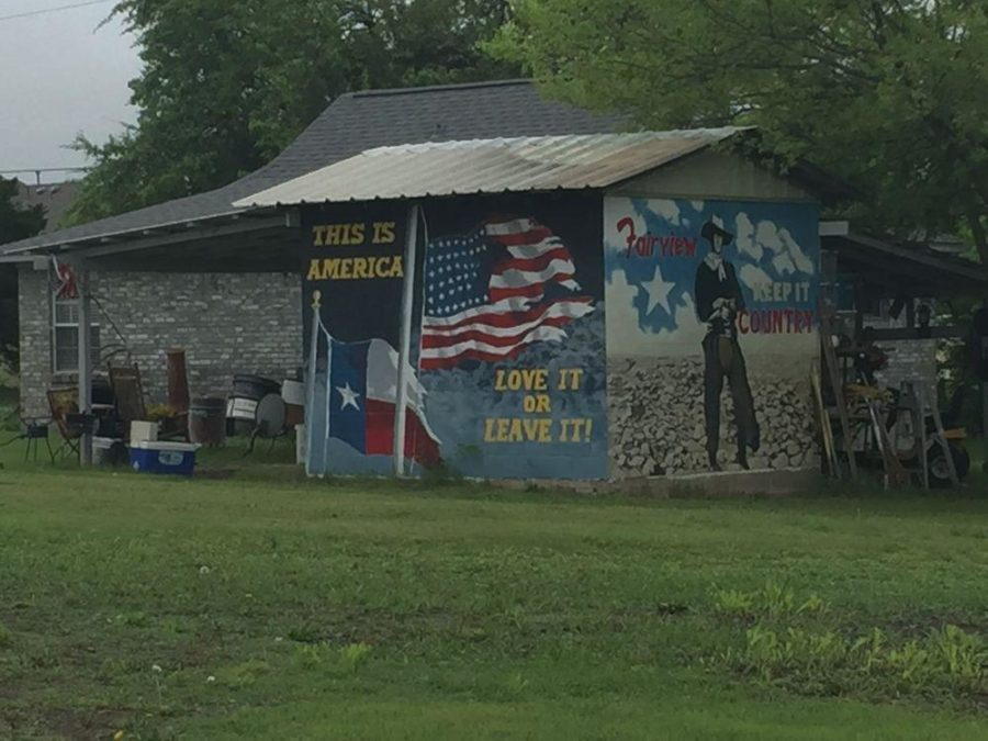 With development overwhelming the small town of Fairview, remnants of its country past are slowly fading away.