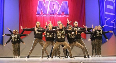 The National Dance Alliance, a professional dance organization, hosts many competitions throughout the nation at which Hannah has performed quite well.