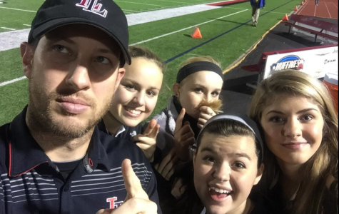 Assistant football coach takes head coaching position in Dallas