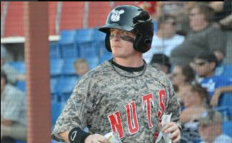 Alumni Jake Luce now plays minor league baseball. His younger sister, Jessica, is a freshman on campus.