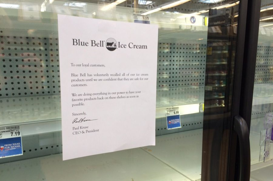 The CDC has linked 10 illnesses to the listeria outbreak in Bluebell products. Since then, the Texas ice cream company has issued a recall of all products.