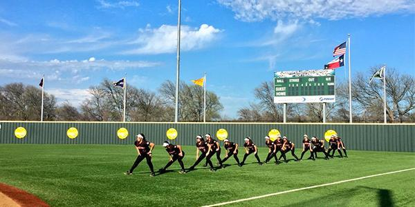 Averaging more than 10 runs in District 10-5A play, the Leopards are off to undefeated start in district play.