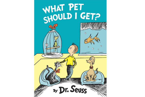 A fully finished manuscript along with drawing of a previously undiscovered Dr. Seuss book was found more than 20 years after the death of Seuss.